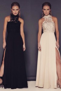 Cary Gown Black