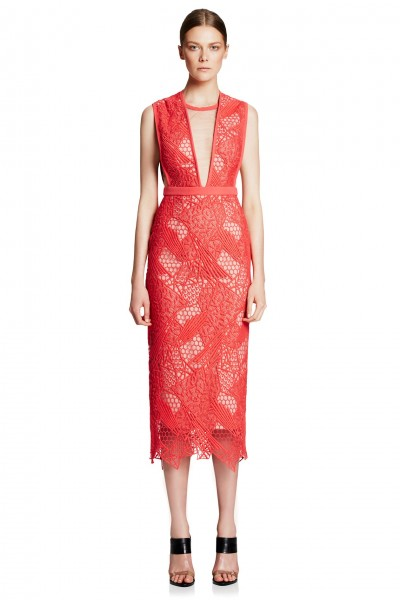 Gallery Views Sheath Dress Geranium