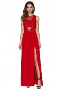 Starlet Gown Scarlet